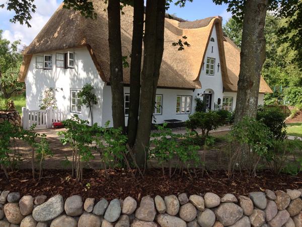 Sylt Reetdachhaus historisches reetdachhaus vor sylt reetdach immobilien